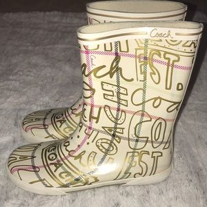 COACH- URSULA Wellies